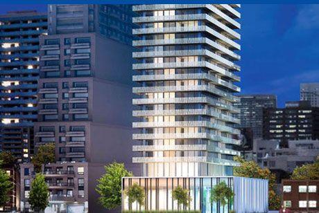 Casa II Condominiums, Toronto, Ontario