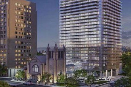 Blue Diamond Condominiums, Toronto, Ontario